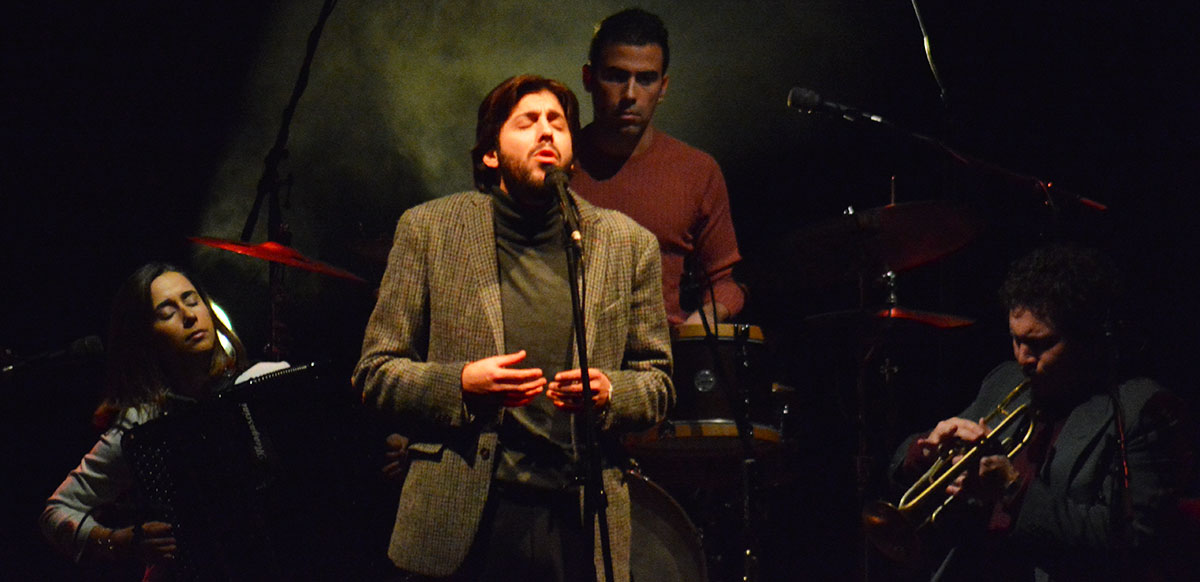 Photo of Salvador Sobral offered Brel with an open soul