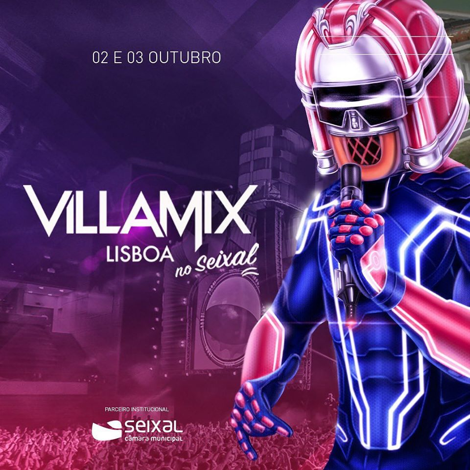 Photo of The VillaMix 2020 festival will be held in Baia do Seixal