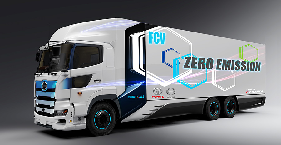 Photo of Toyota and Hino to Jointly Develop Heavy-Duty Fuel Cell Truck