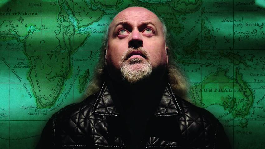 "Photo of Bill Bailey presents ""Larks In Transit"" at Casino Estoril's Black and Silver Room"