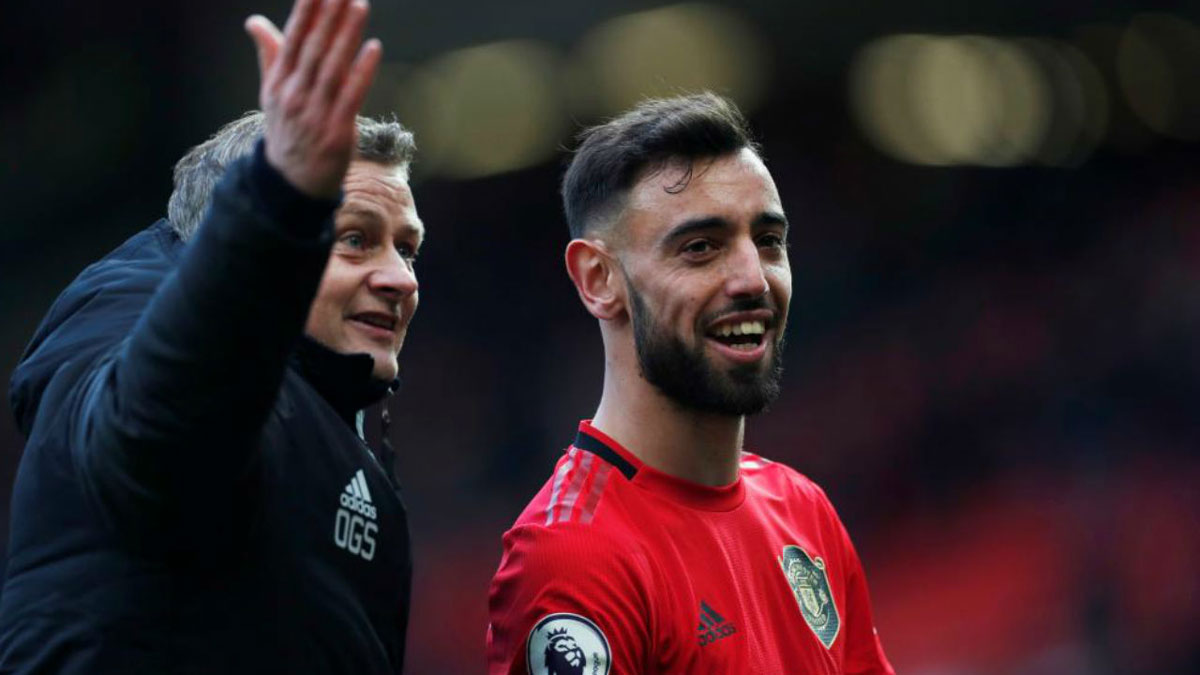 Photo of Bruno Fernandes becomes captain of Manchester United