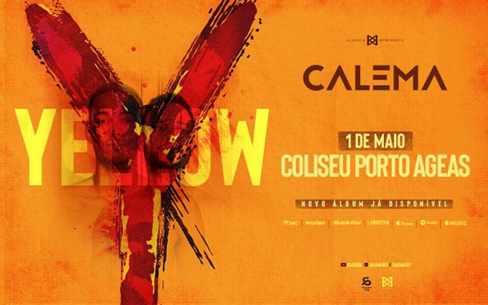 Photo of Calema | Coliseu Porto Ageas