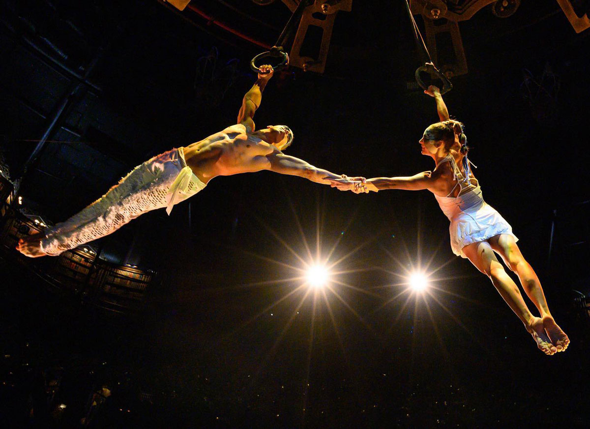 Photo of Cirque Du Soleil creates new digital content HUB to watch at home