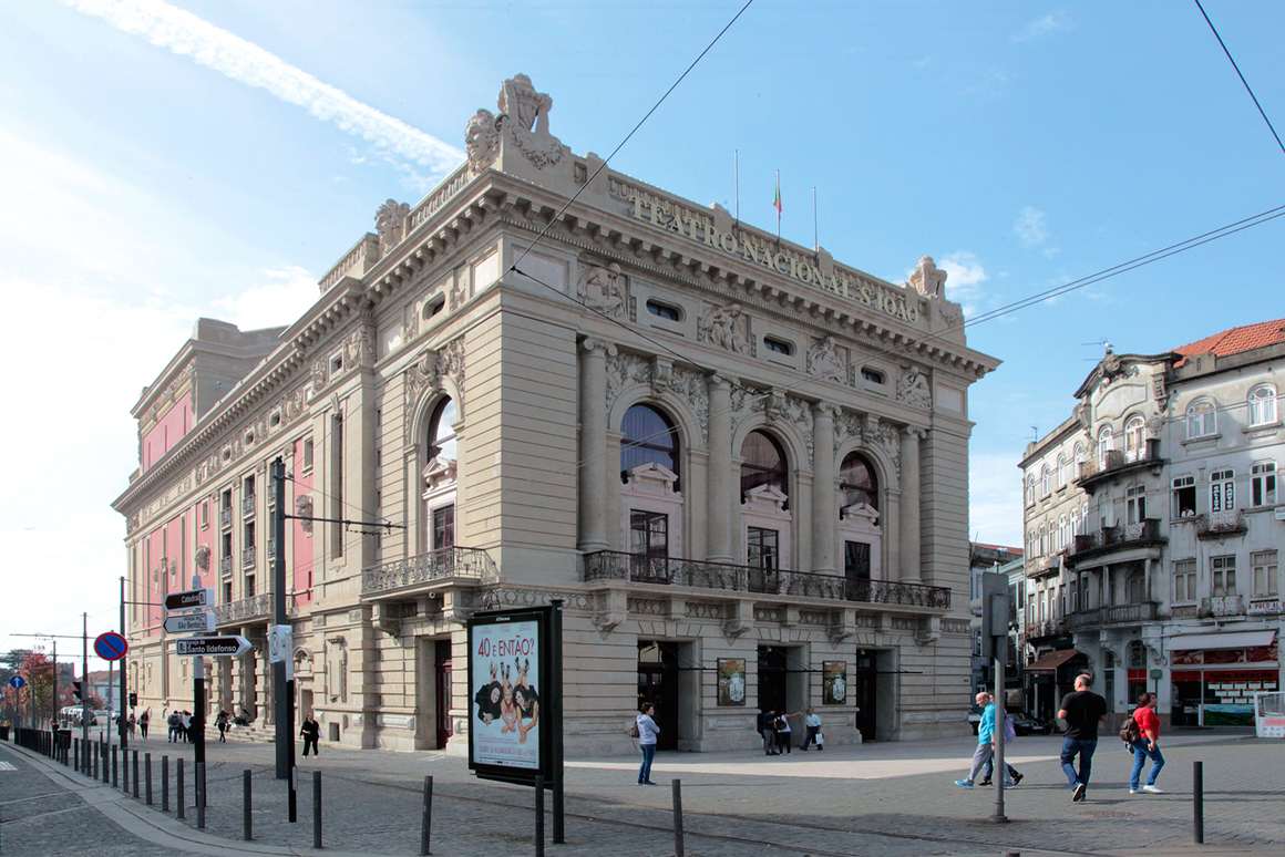 Photo of Teatro S. João shows return in August