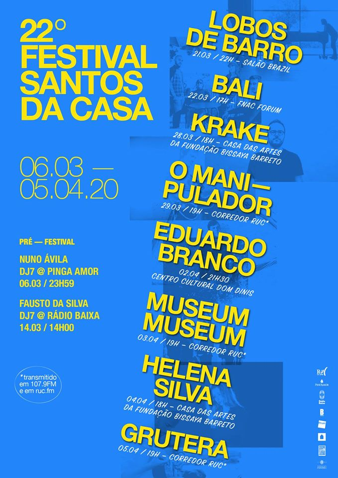 "Photo of ""Santos da Casa"" Festival is back"