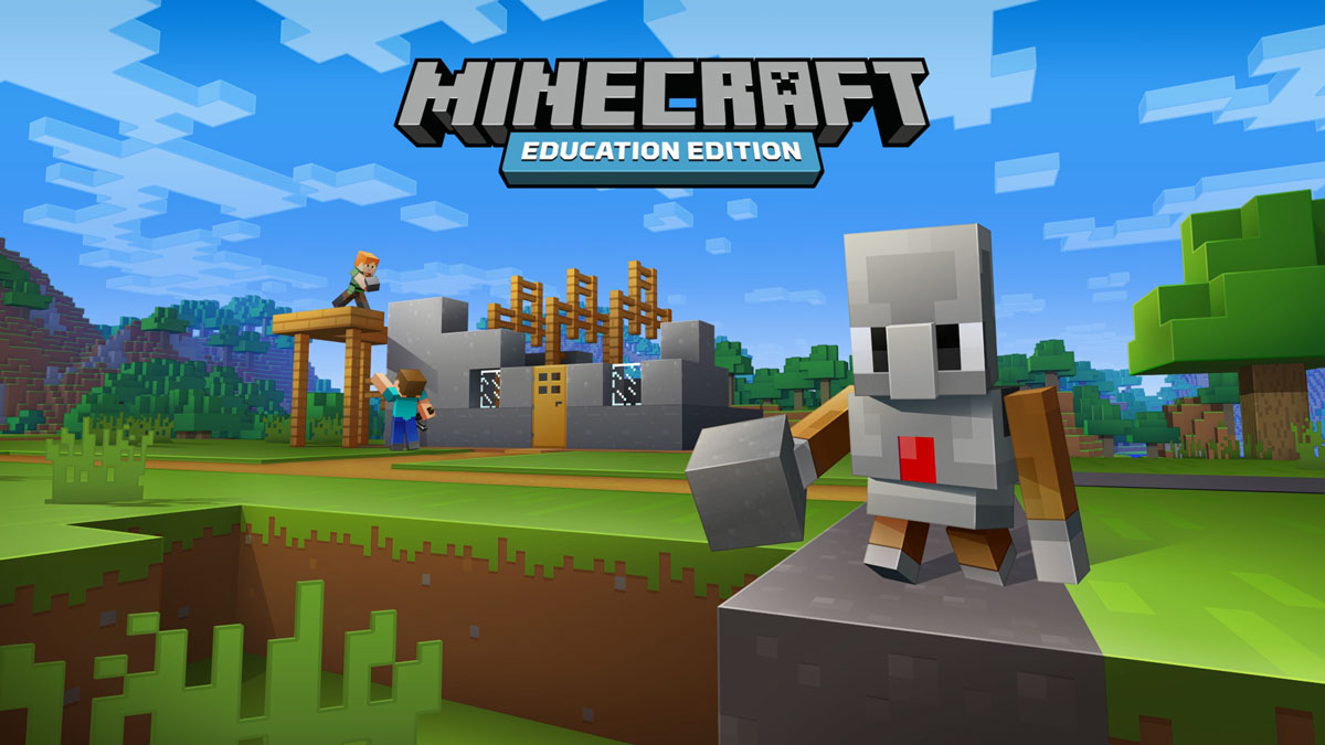Photo of Minecraft: Education Edition available through June 2020