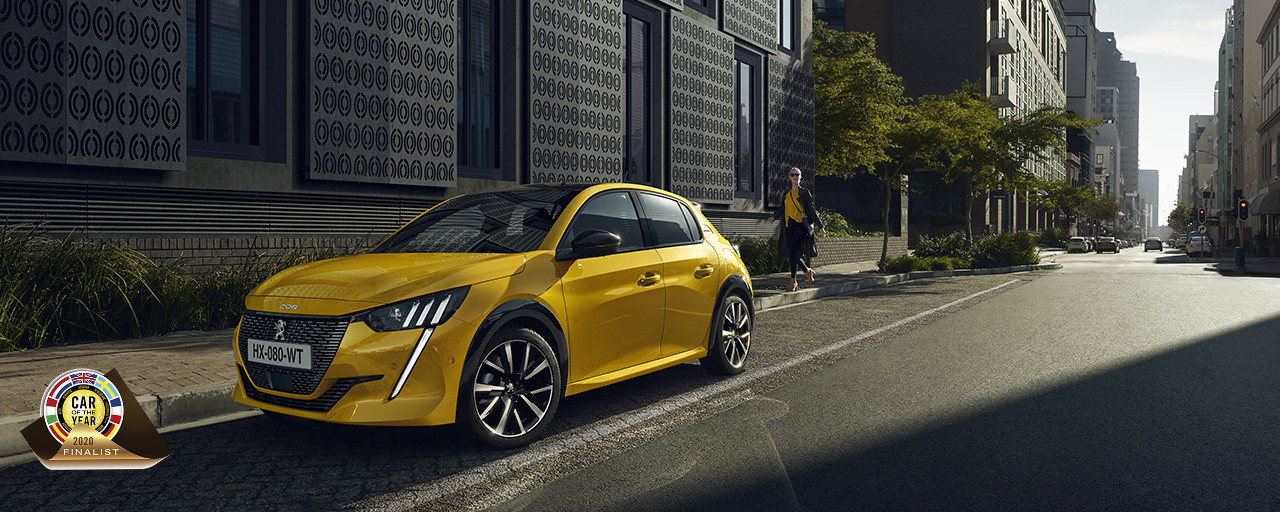 Photo of Peugeot 208 is the car of the year