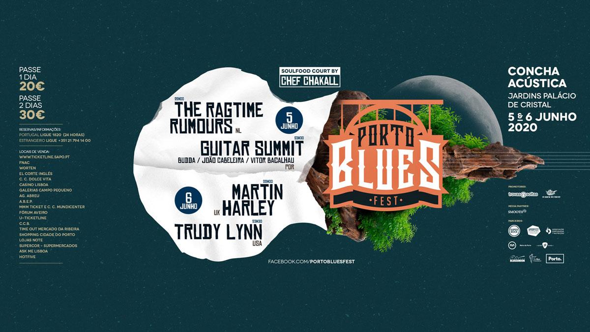 Photo of Porto Blues Fest is postponed