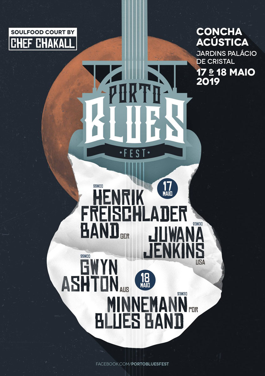 Photo of Porto Blues Fest is back with its 4th edition in June
