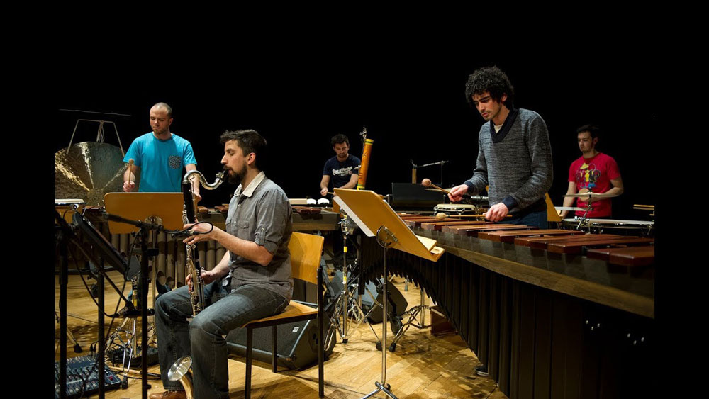 Photo of Pulsat Percussion Group | Casa da Música