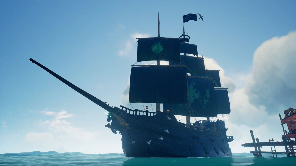 Photo of Sea of Thieves goes free-to-play through the weekend to celebrate 2nd anniversary