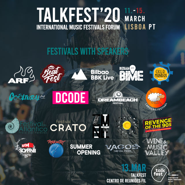 Photo of Talkfest'20 – Concerts