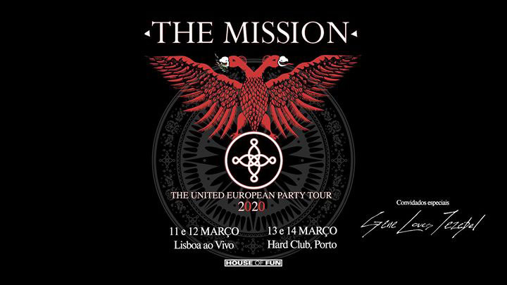 Photo of The Mission | Lisboa ao Vivo (LAV)
