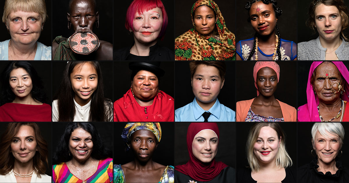 "Photo of ""Woman"" is the documentary that gives voice to women from all over the world"