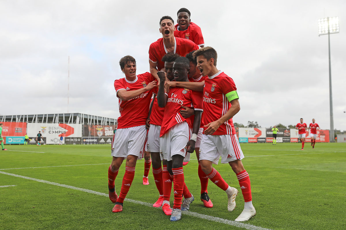 Photo of The date of Benfica's next UEFA Youth League match is now known