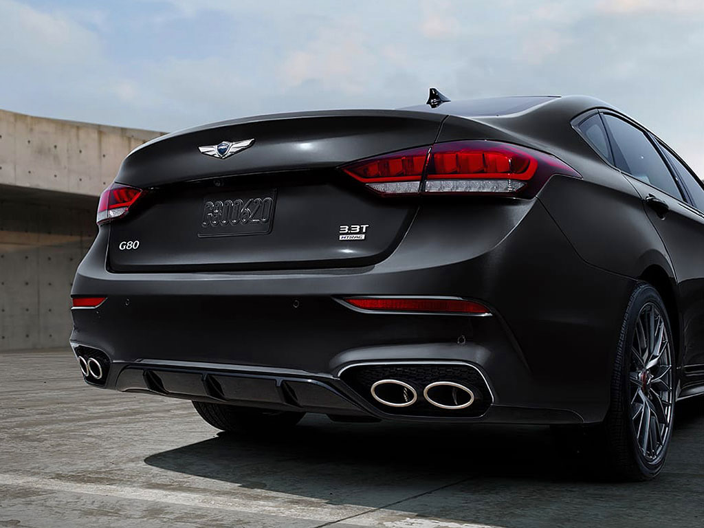 Photo of The new Genesis G80 is officially here