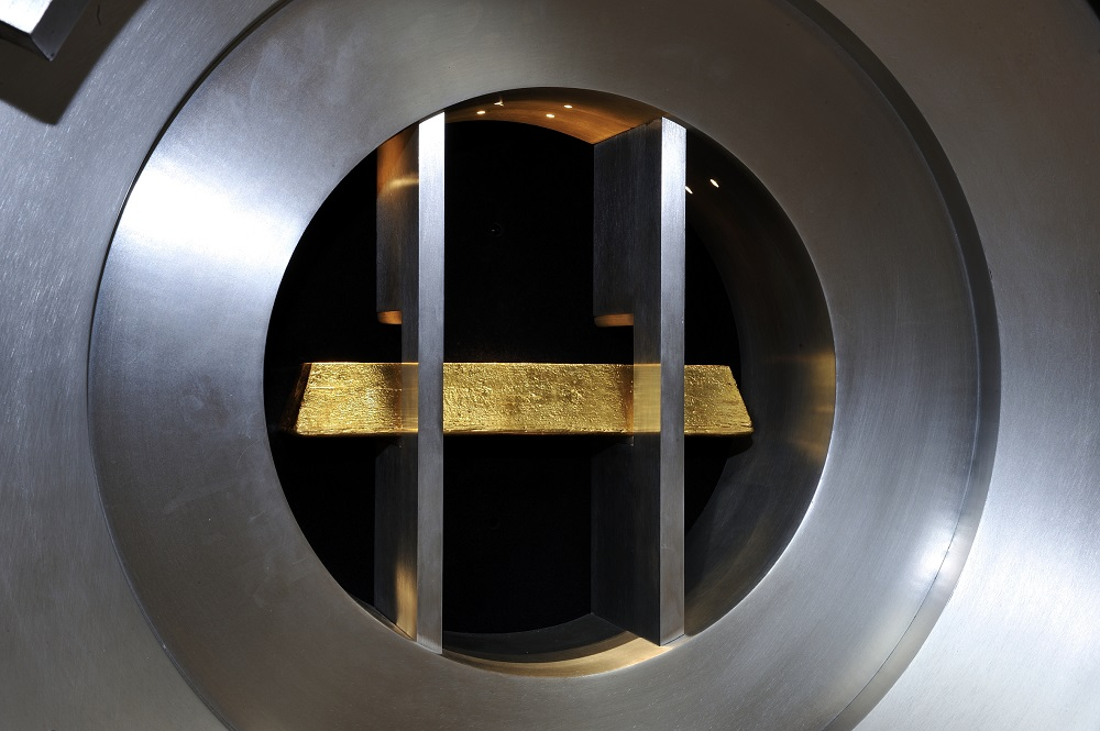 Photo of Money Museum interactive visit