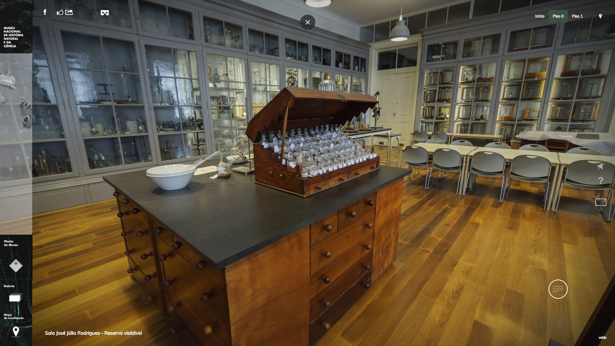 Photo of National Museum of Natural History and Science – Interactive visit