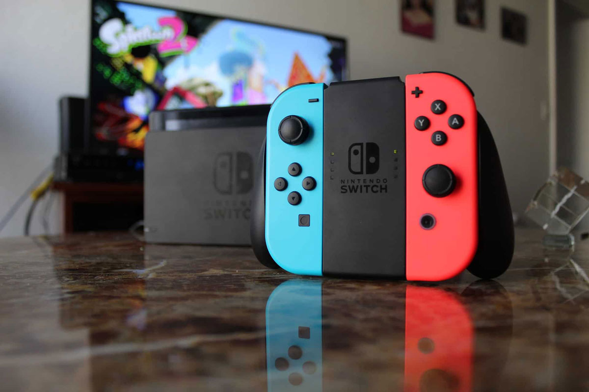 Photo of Have fun with family and friends with Nintendo Switch