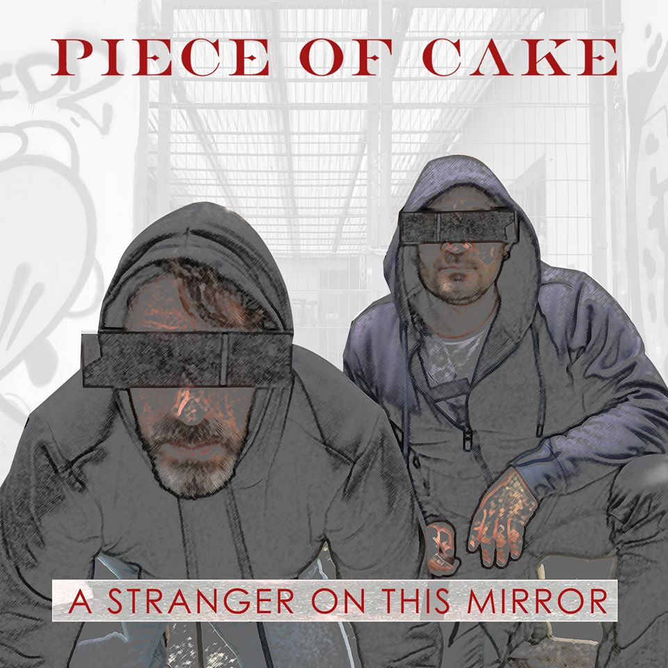 "Photo of Available Piece of Cake's EP ""A stranger on this mirror"""