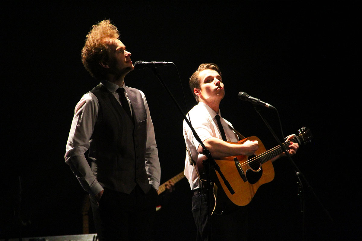 Photo of The Simon and Garfunkel Story
