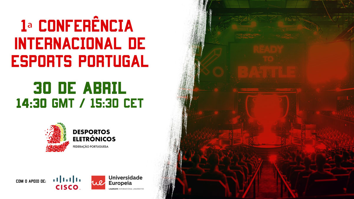 Photo of Portuguese Electronic Sports Federation organizes 1st international sports conference