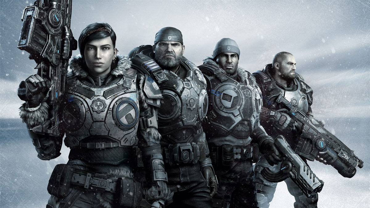 Photo of Gears 5 is currently free on Steam and Windows 10