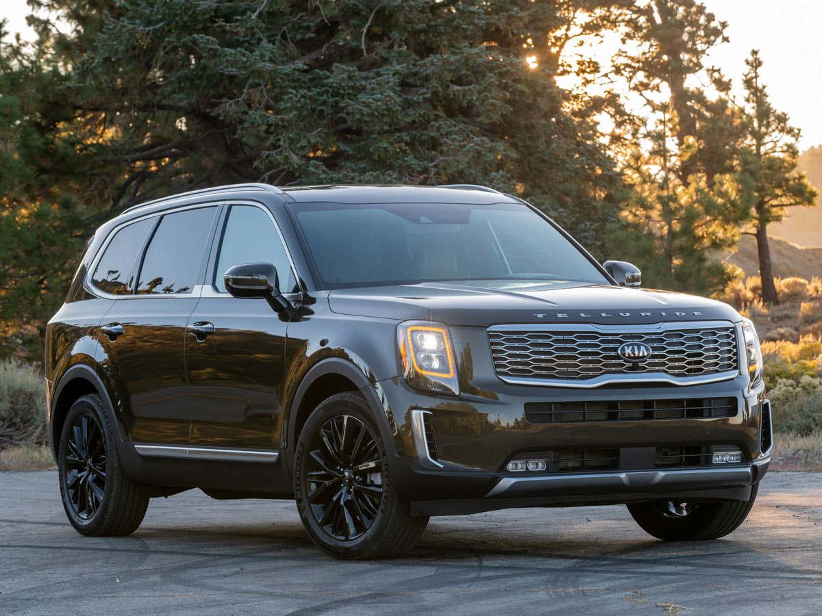 Photo of Kia Telluride distinguished this week as World Car of the Year