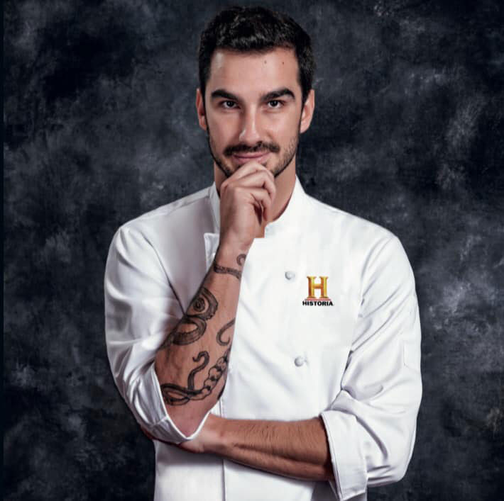 Photo of Chef Nuno Bergonse is the protagonist of the VIII edition of 'The Last Supper'