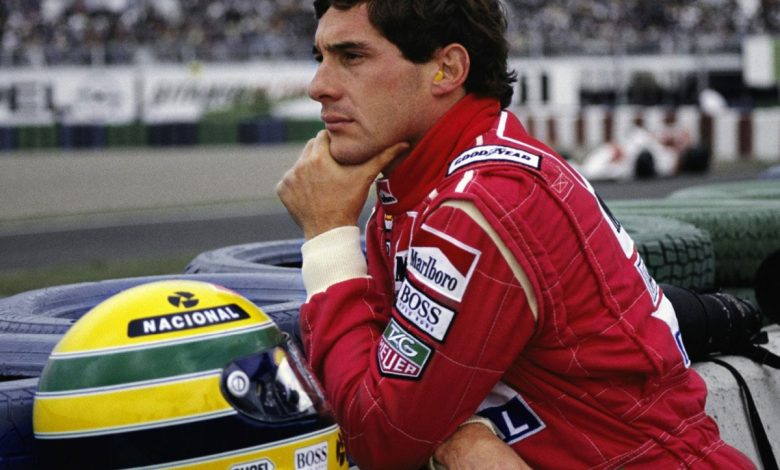 Photo of Ayrton Senna mural inaugurated in Interlagos