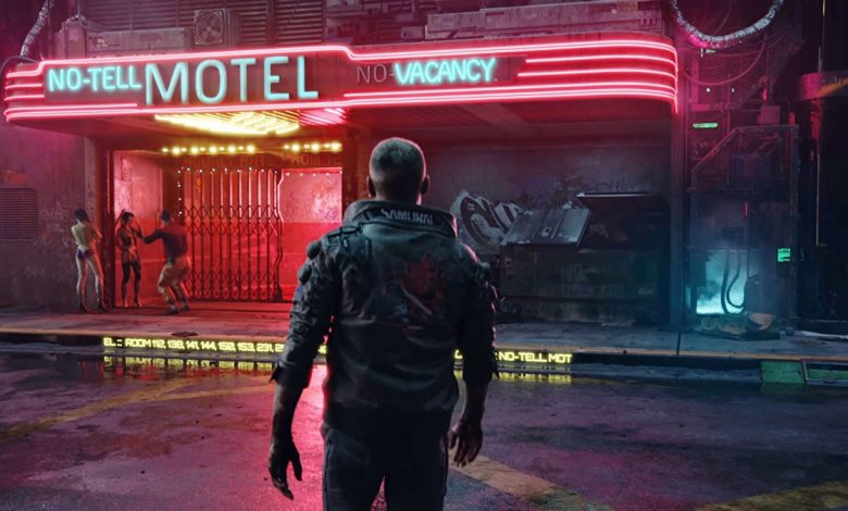 Photo of Microsoft anticipates launch of Cyberpunk 2077