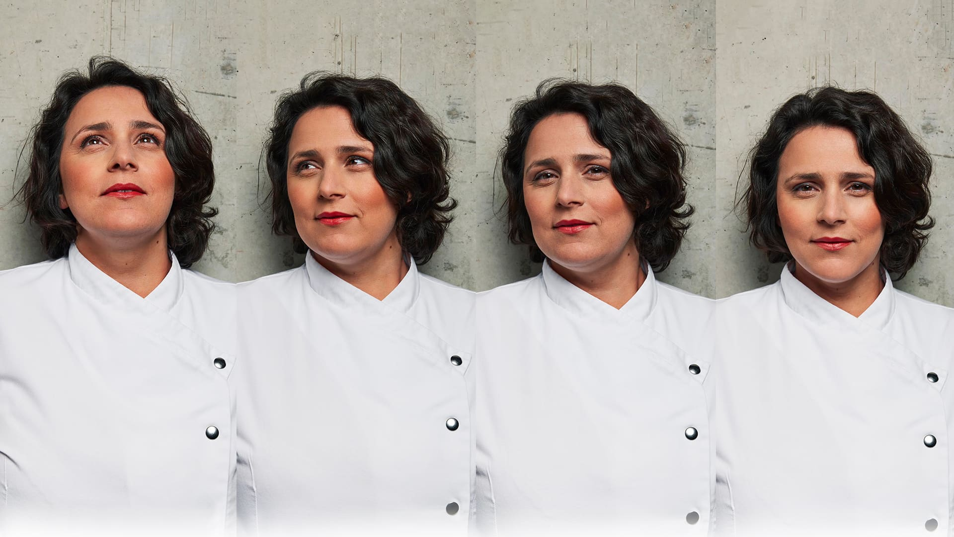 Photo of Chef Marlene Vieira with Takeaway services