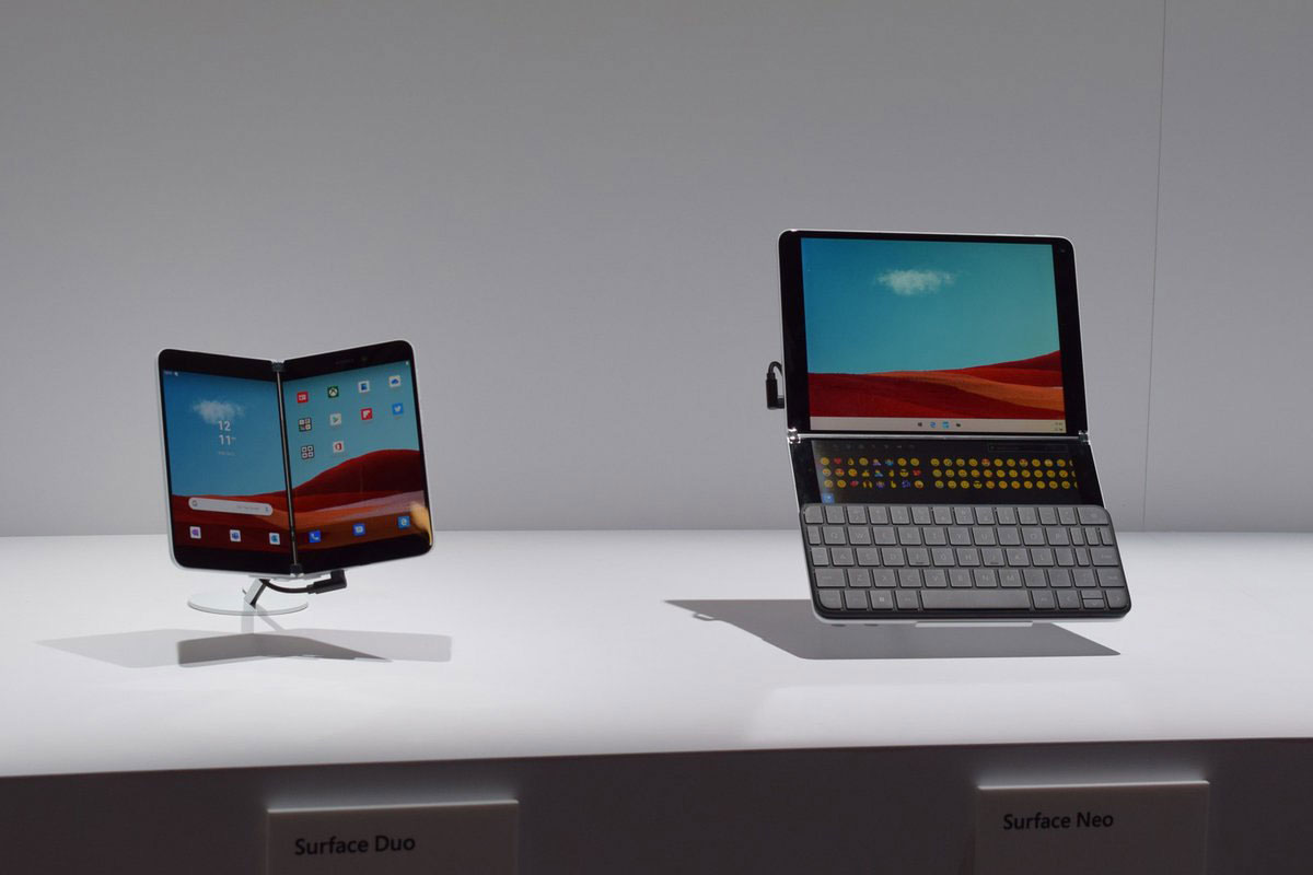 Photo of Microsoft delays Surface Neo beyond 2020
