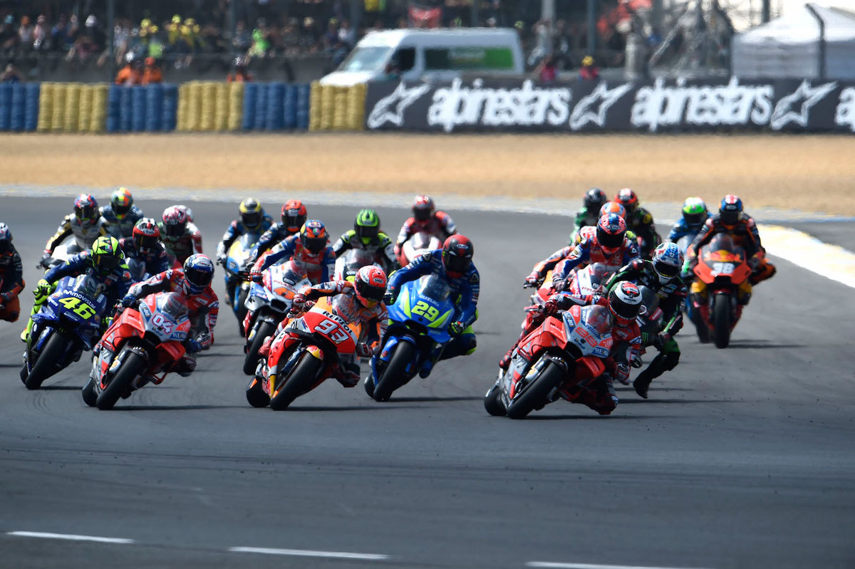 Photo of Japanese Moto Grand Prix cancelled