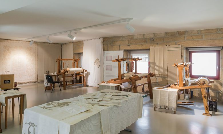 Photo of The Linen Museum in Ribeira de Pena is distinguished by Interreg Europe