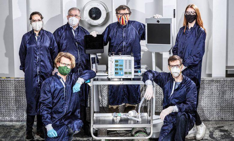 Photo of NASA Develops COVID-19 Prototype Ventilator in 37 Days