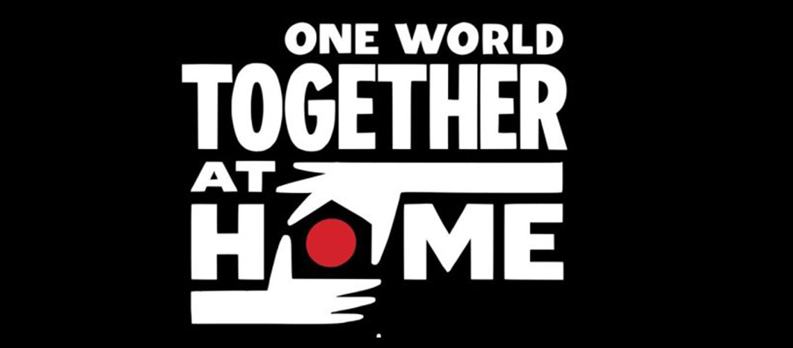 Photo of Huge telecast performances at the One World: Together At Home Concert