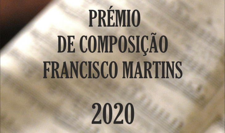 Photo of Applications open for the Francisco Martins Composition Award