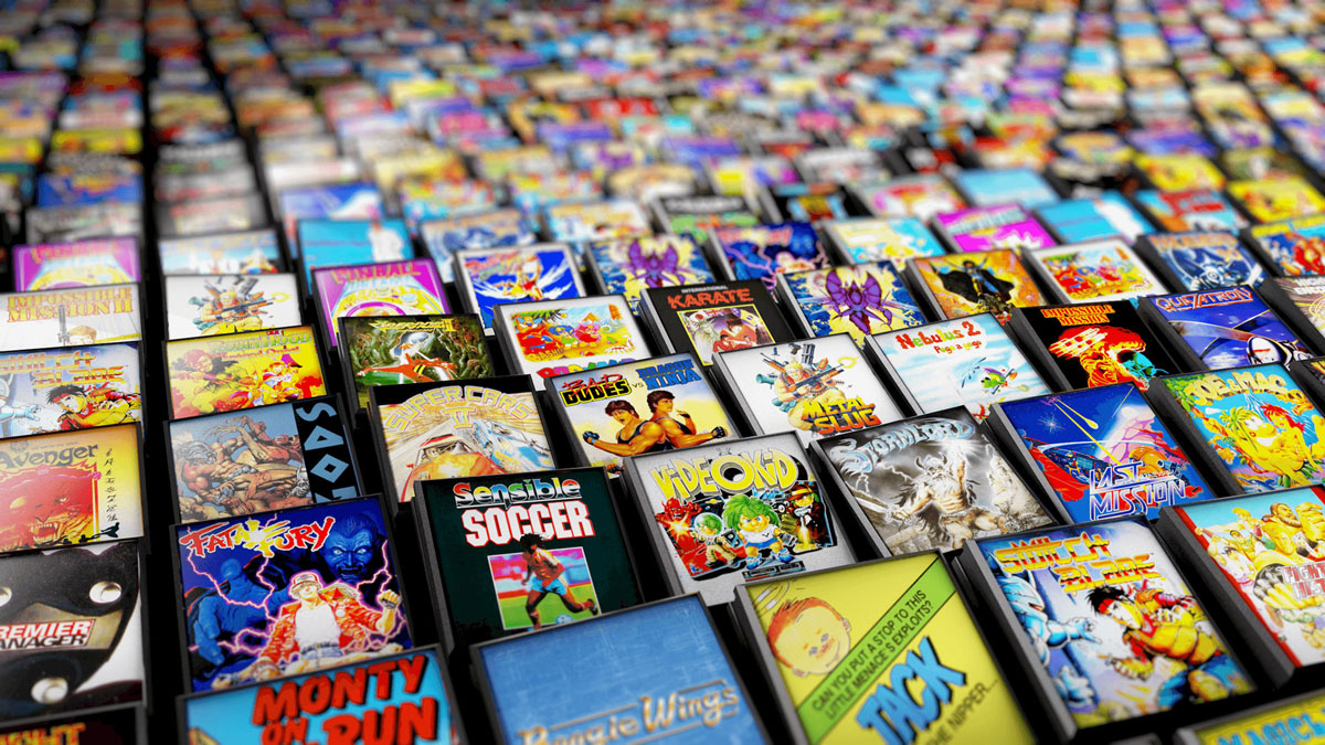Photo of Explore over 6,000 free retro video games at Classic Reload