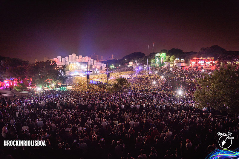 Photo of Rock in Rio rescheduled for June 2021