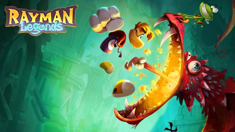 Photo of Play Rayman Legends for free on UPLAY