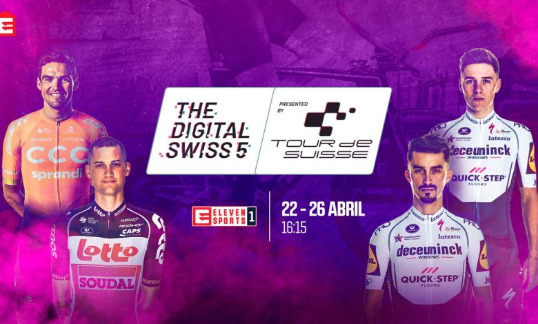 Photo of The Digital Swiss 5 live on Eleven Sports