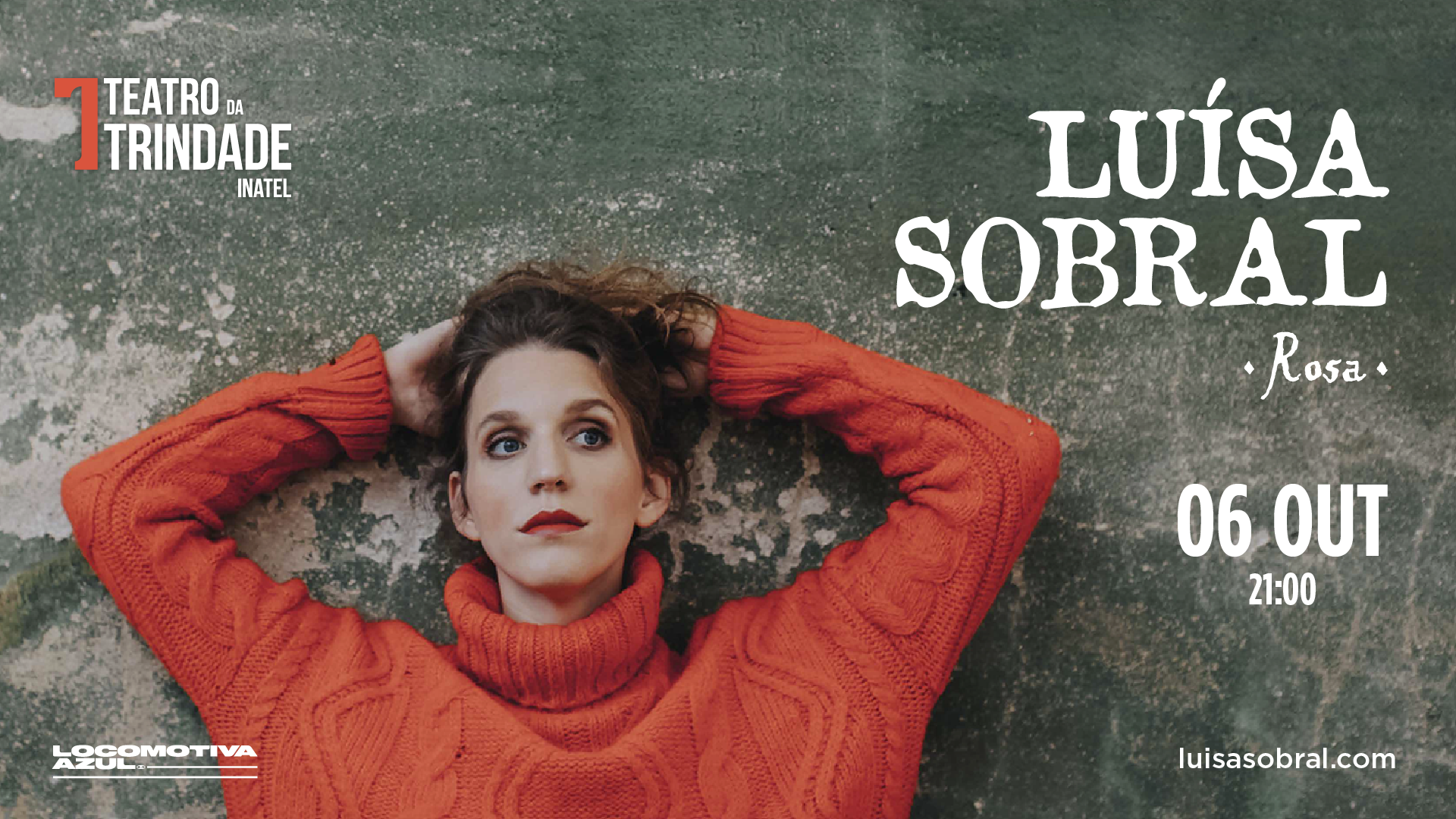 Photo of Luísa Sobral postpones concert at Teatro da Trindade INATEL
