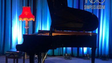 "Photo of Alberto Indio presents the single ""Simples Assim"""