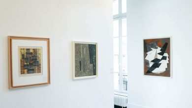 Photo of Portuguese artists represented in the digital edition of Art Paris