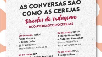 Photo of Instagram Directives with the company of Cereja do Fundão start tomorrow