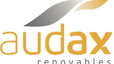 Photo of Audax Renovables ends the first quarter of 2020 with an increase of 3.2%