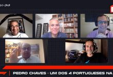 Photo of Pedro Matos Chaves was the special guest at Eleven Sports F1 Eleven