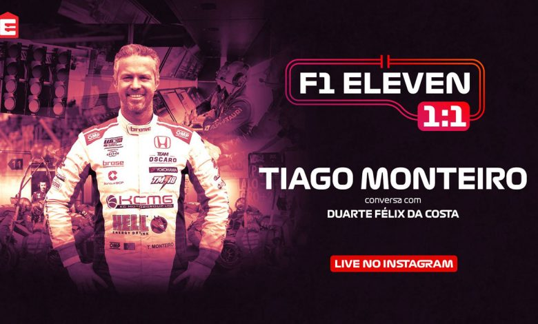 Photo of Tiago Monteiro in an exclusive interview with Eleven Sports