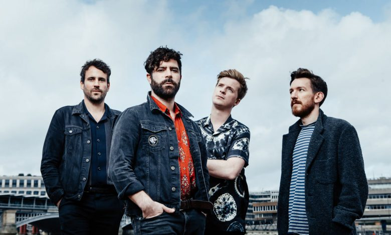Photo of Foals confirmed for the 26th Super Bock Super Rock